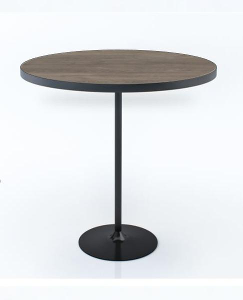 New - Formic Cocktail Tables with Trumpet Base