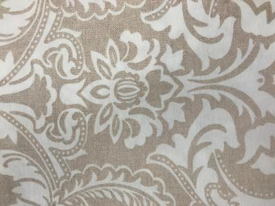 Taupe Baroque